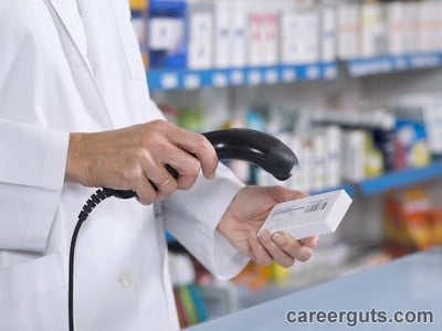 Pharmacy Technician's Job Description