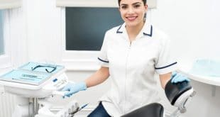 dental assistant's salary