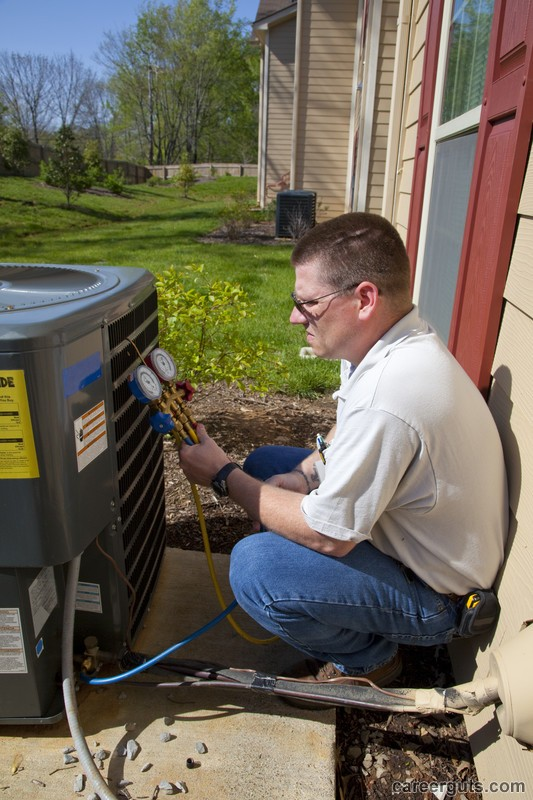 What Does An HVAC Technician Do