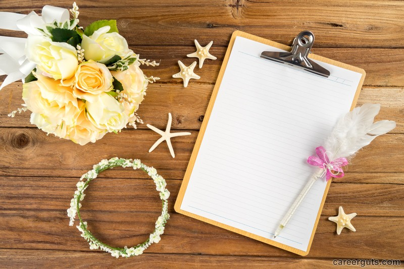how to become a wedding planner careerguts