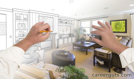 How to become a certified interior designer careerguts for Certified interior designer