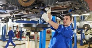 Mechanic Work Environment