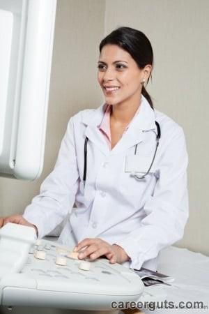 Career as an Ultrasound Technician