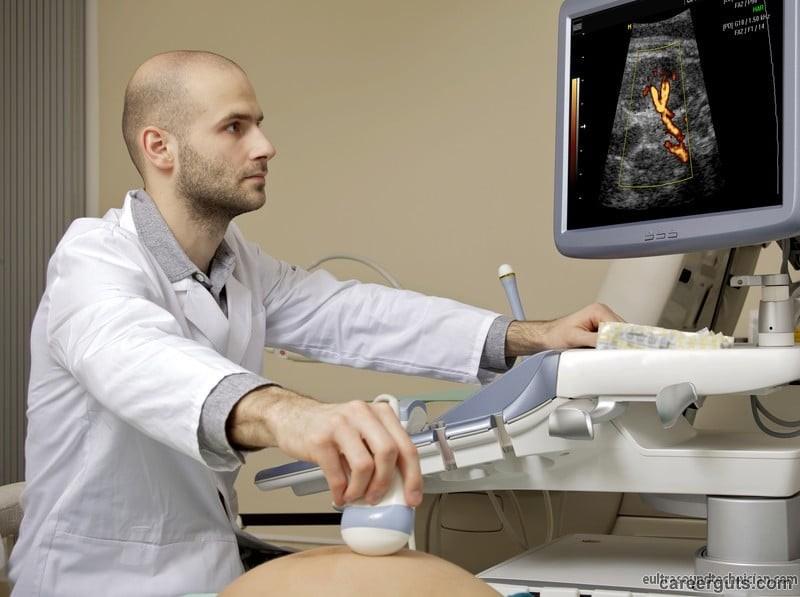 Salaries for Ultrasound Technicians
