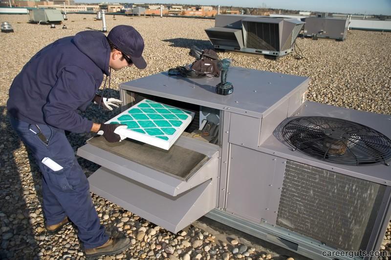 What Is An HVAC Technician