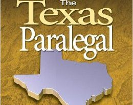 Paralegal Certification In Texas