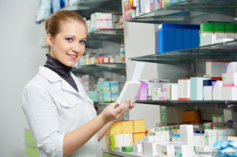 pharmacy technician salary