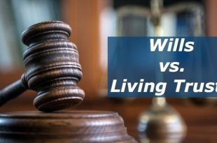 Wills vs. Trusts